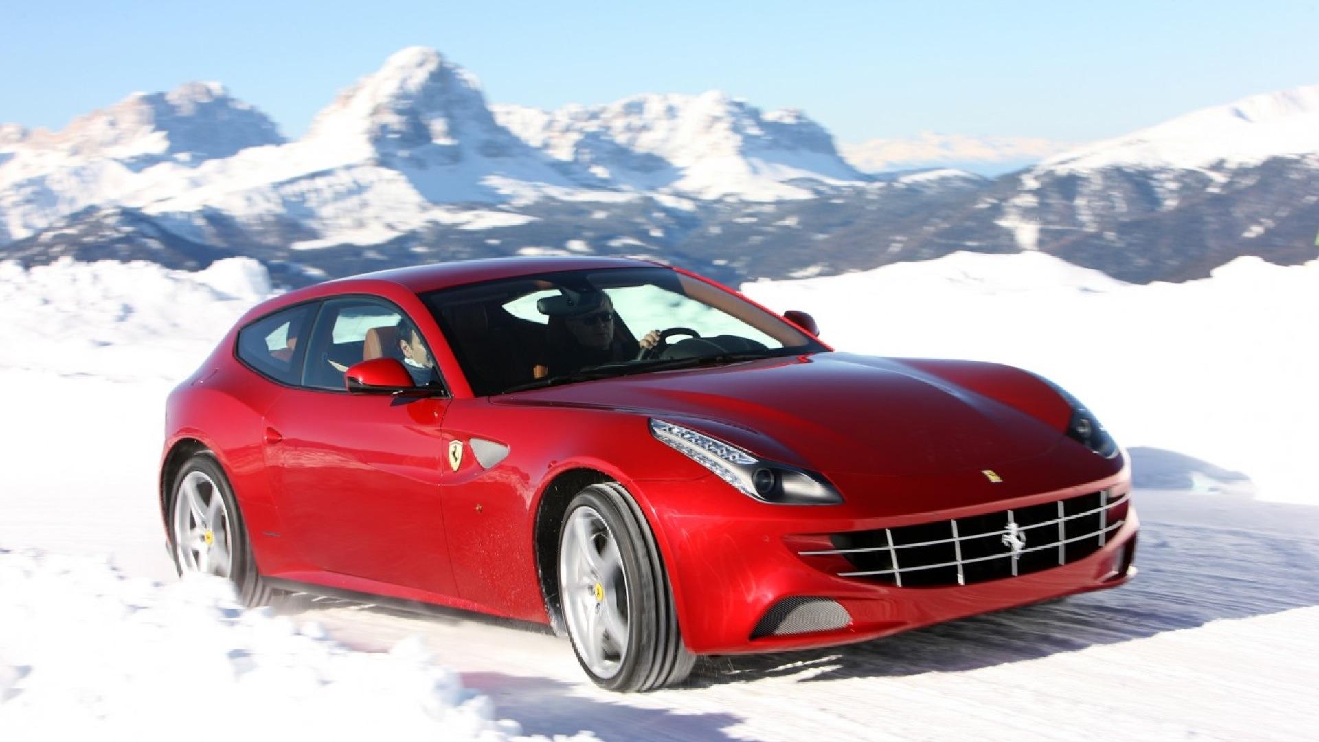 Ferrari FF 2013 STD