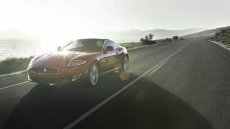 Jaguar  XKR 2013 coupe