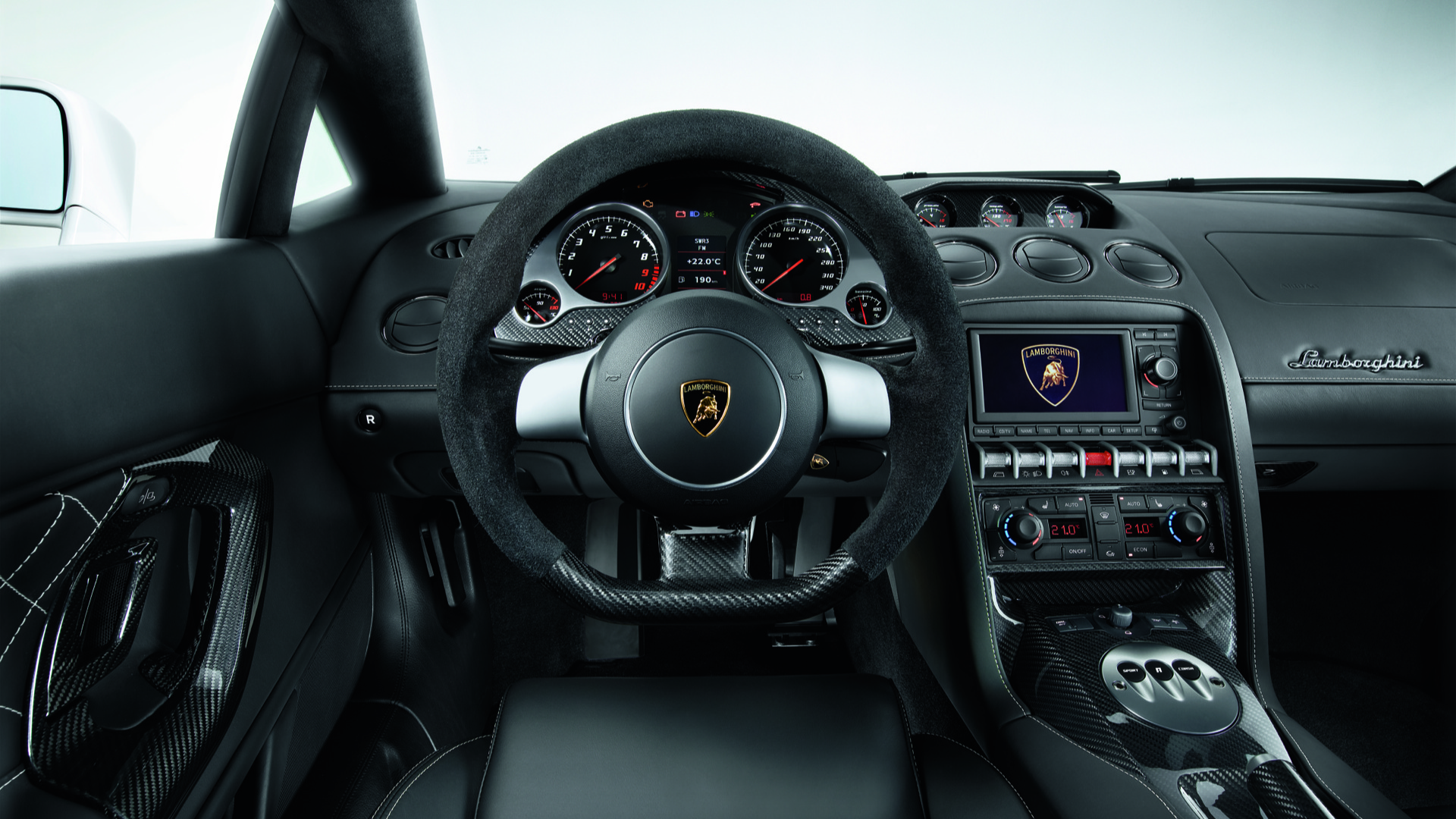 Lamborghini Gallardo 2013 Lp 560 4 Interior Car Photos Overdrive