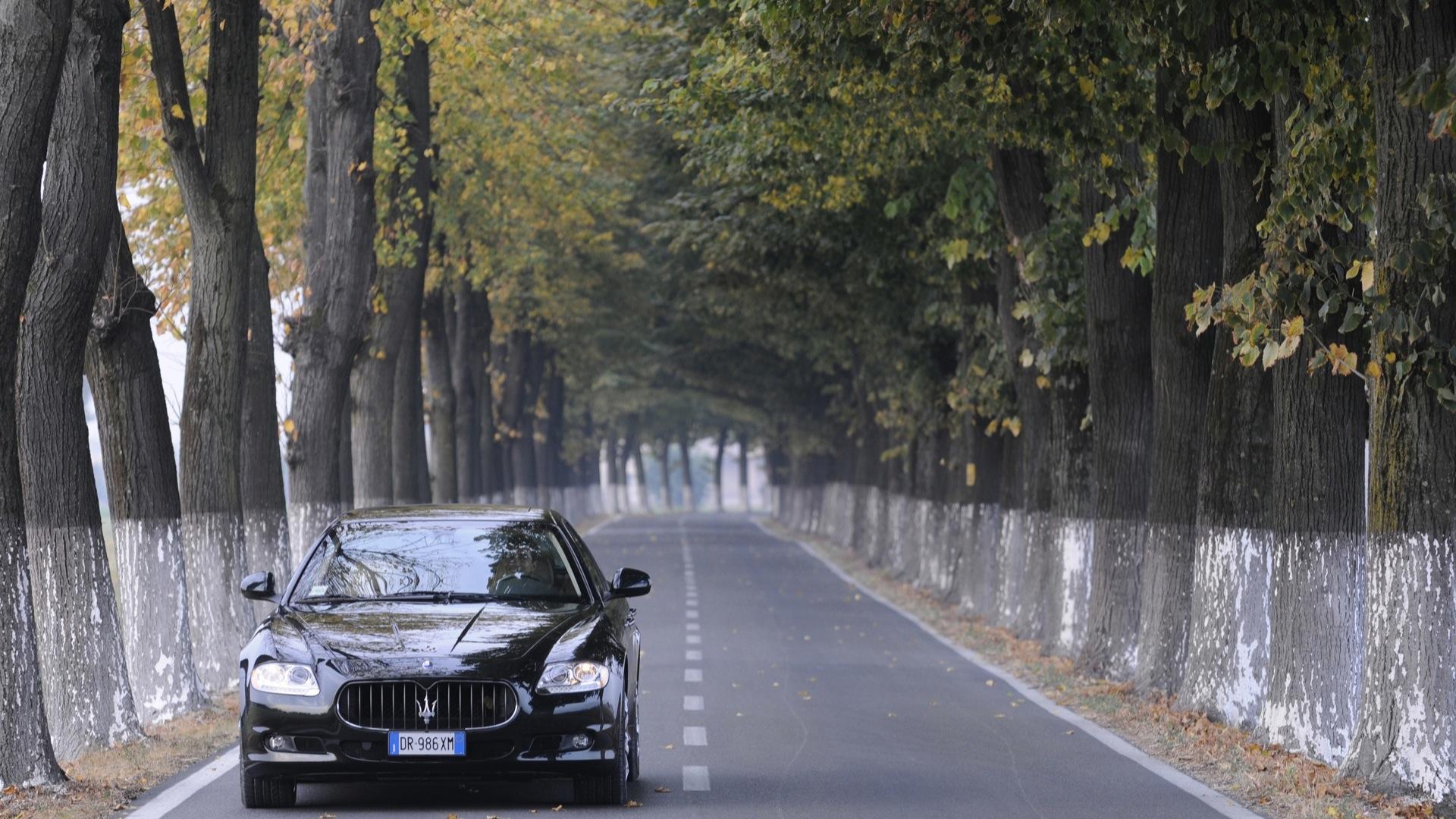 Maserati Quattroporte 2013 Diesel