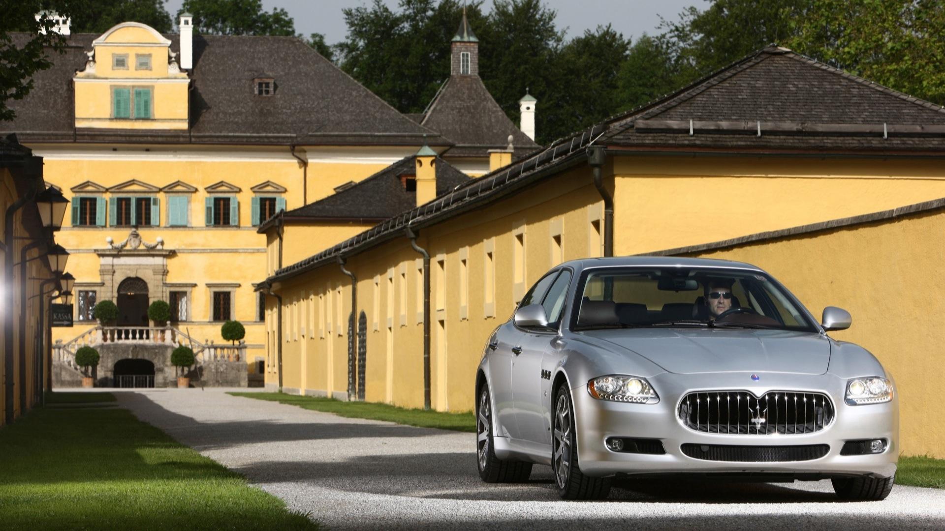Maserati-quattroporte-2013-S Exterior