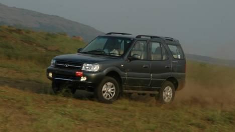 Tata Safari Dicor 2013 LX BS 3