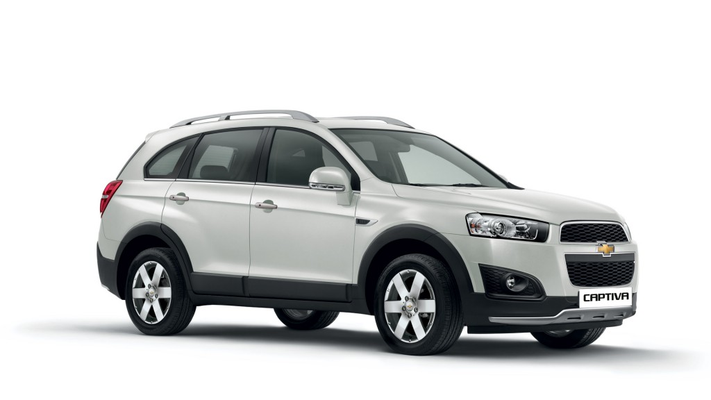Chevrolet Captiva 2015 LT