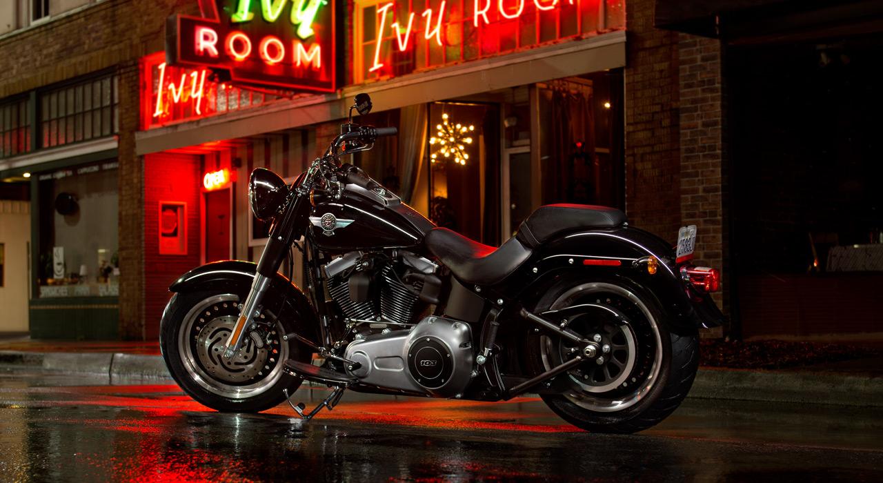 Harley-Davidson Fat Boy 2013 Special Exterior