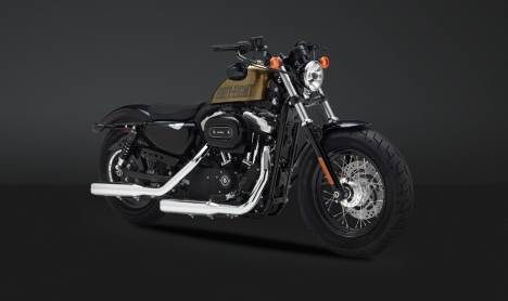 Harley-Davidson Forty Eight 2013 STD Exterior