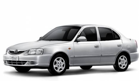 Hyundai Accent 2013 Executive