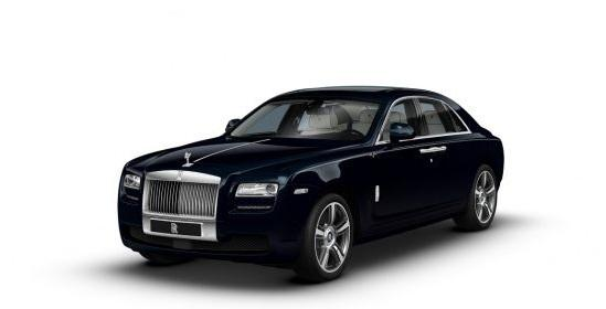 Rolls Royce Ghost V-Specification 2014 STD