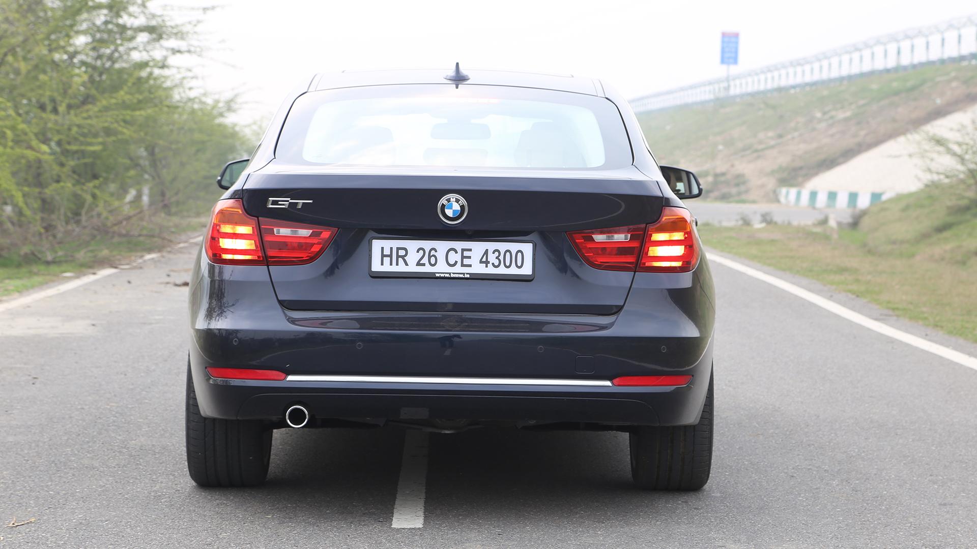 BMW 3 Series 2014 GT Exterior