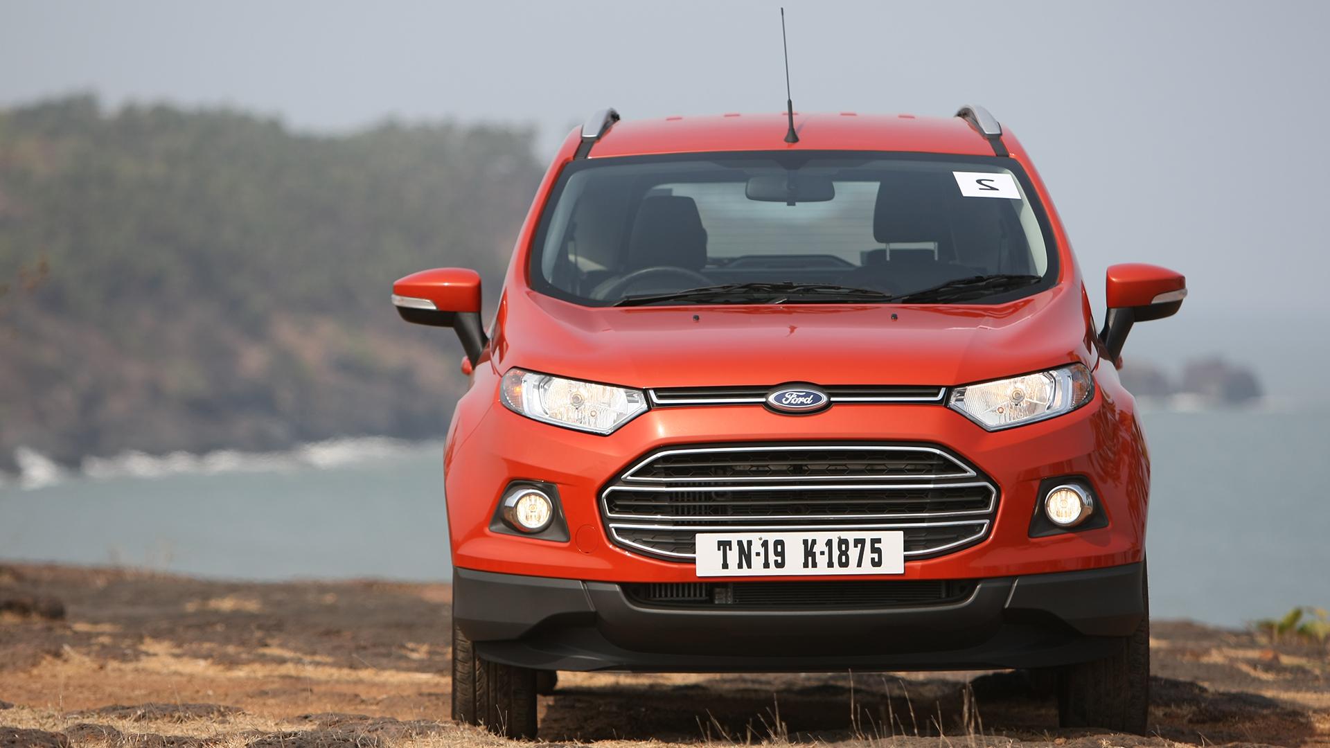 Ford EcoSport 2013 1.5 Diesel Trend