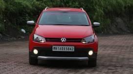 Volkswagen Cross Polo 2015 1.2 MPI