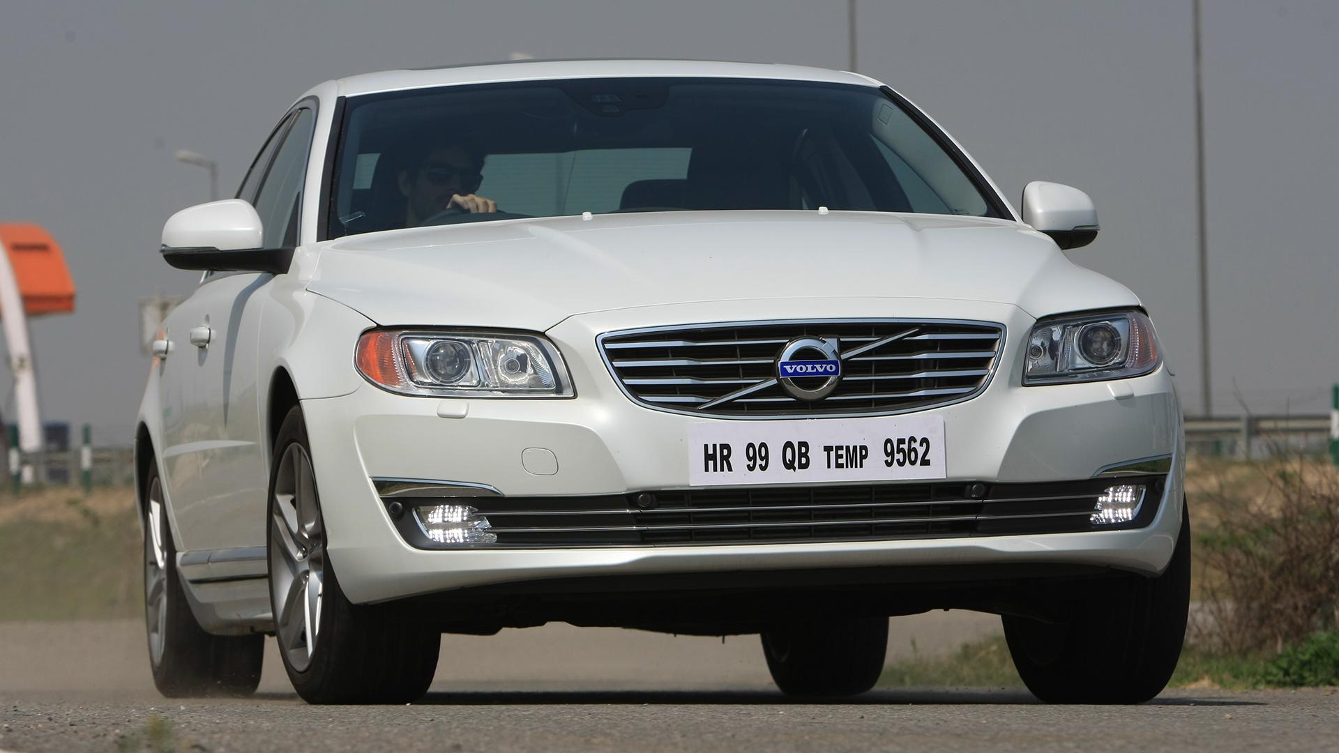 Volvo S80 2014 D4