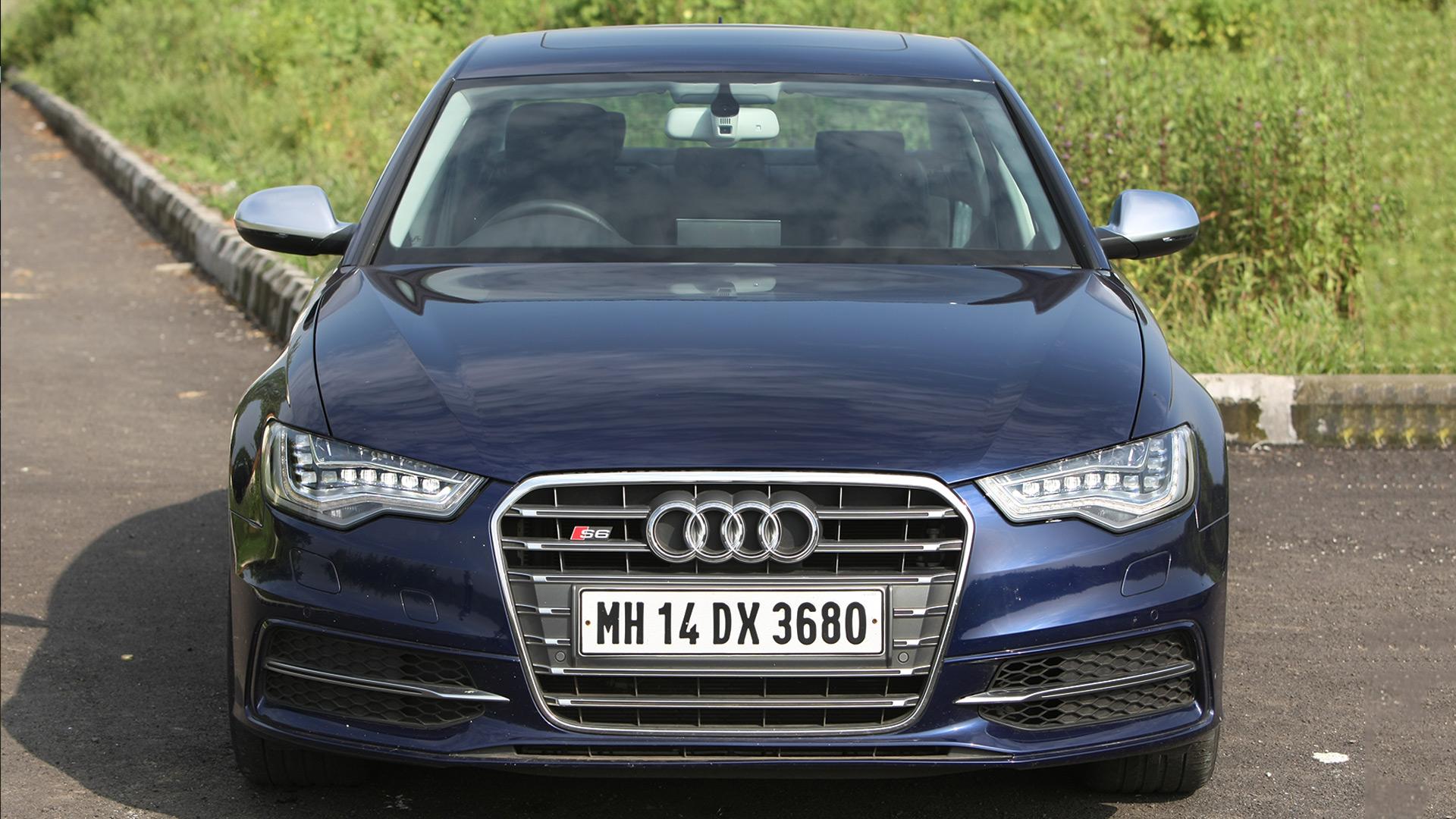 Audi S6 2013 4.0 TFSI quattro