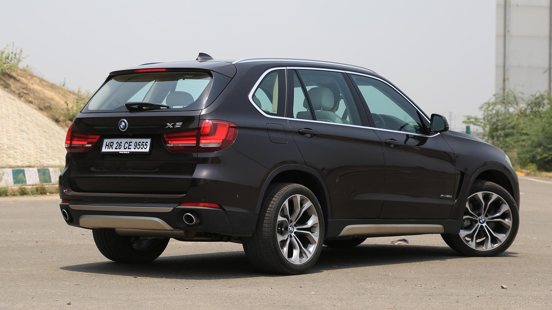 BMW-X5-2014-xDrive30d Exterior
