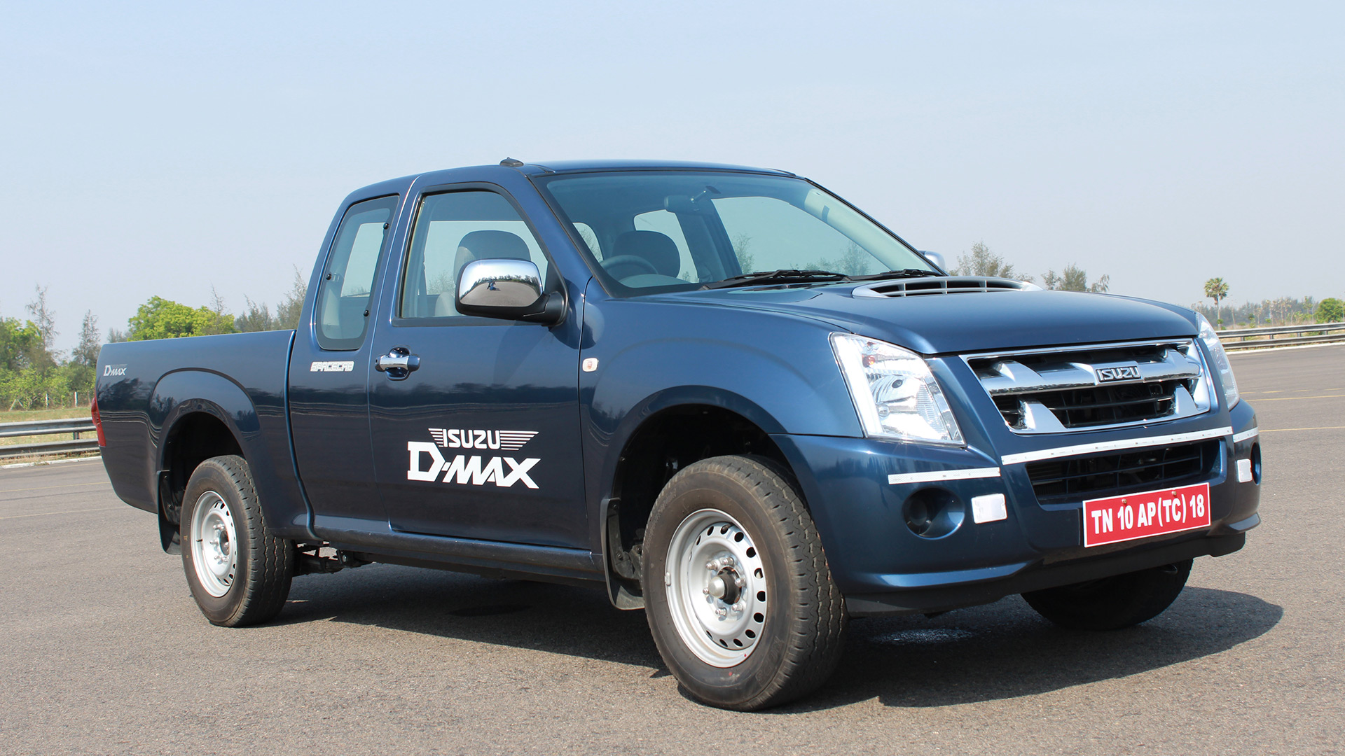 Isuzu D-Max 2014 Single cab