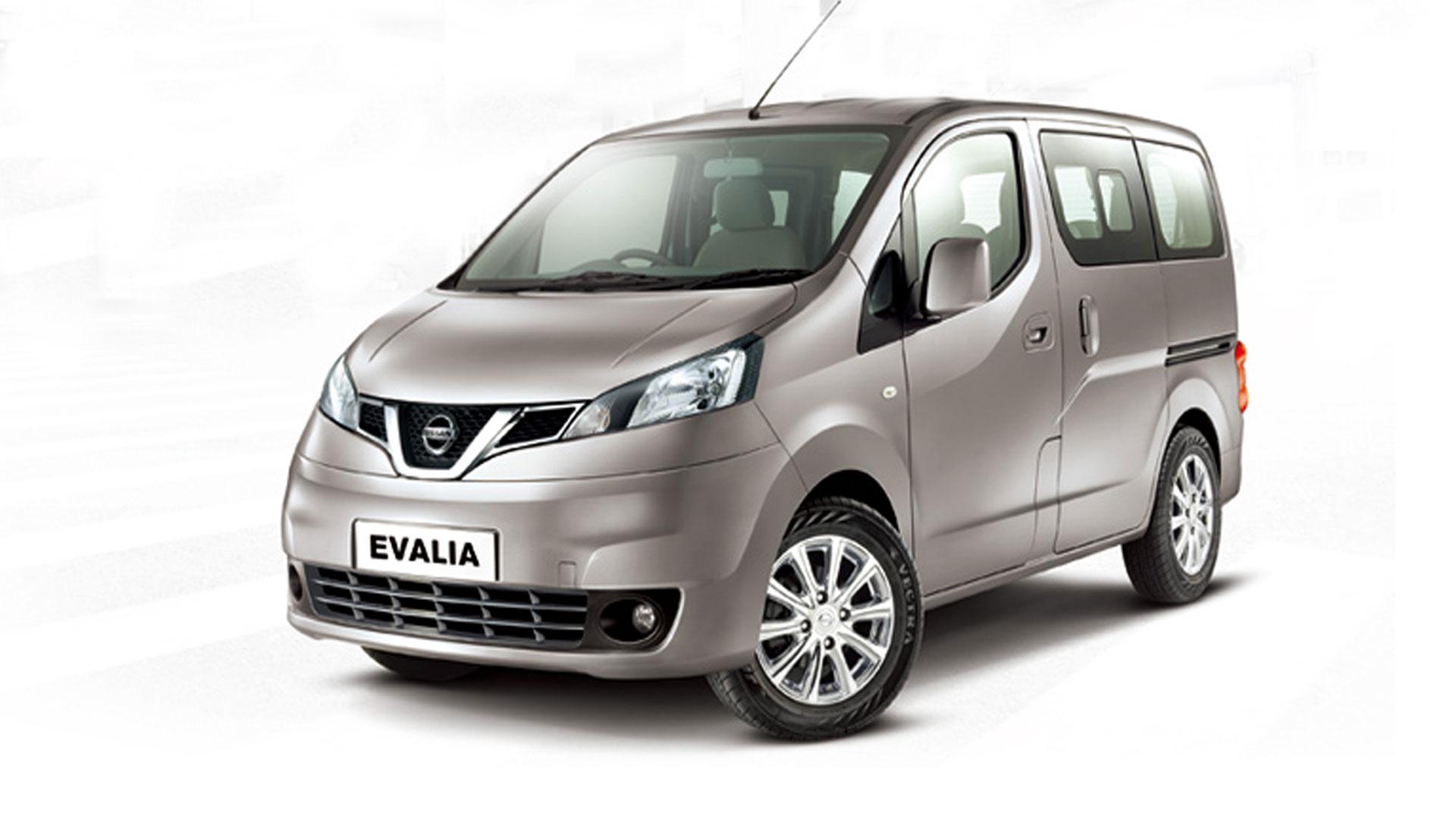 Nissan Evalia 2014 XE