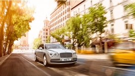 Bentley Flying Spur 2014 W12