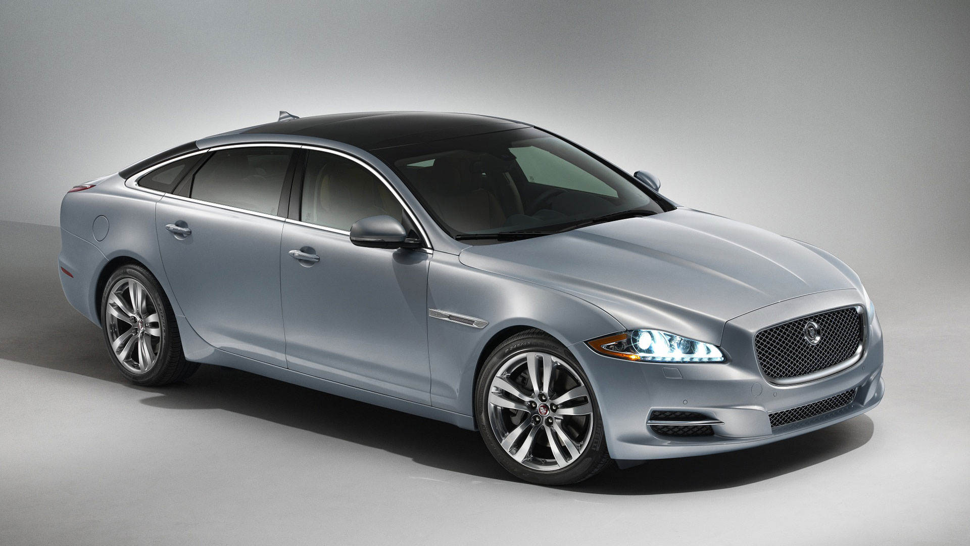 Jaguar XJ 2014 3.0L diesel turbocharged LWB