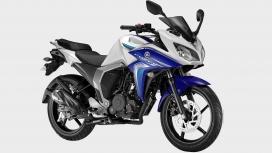 Yamaha Fazer 2014 FI version 2.0