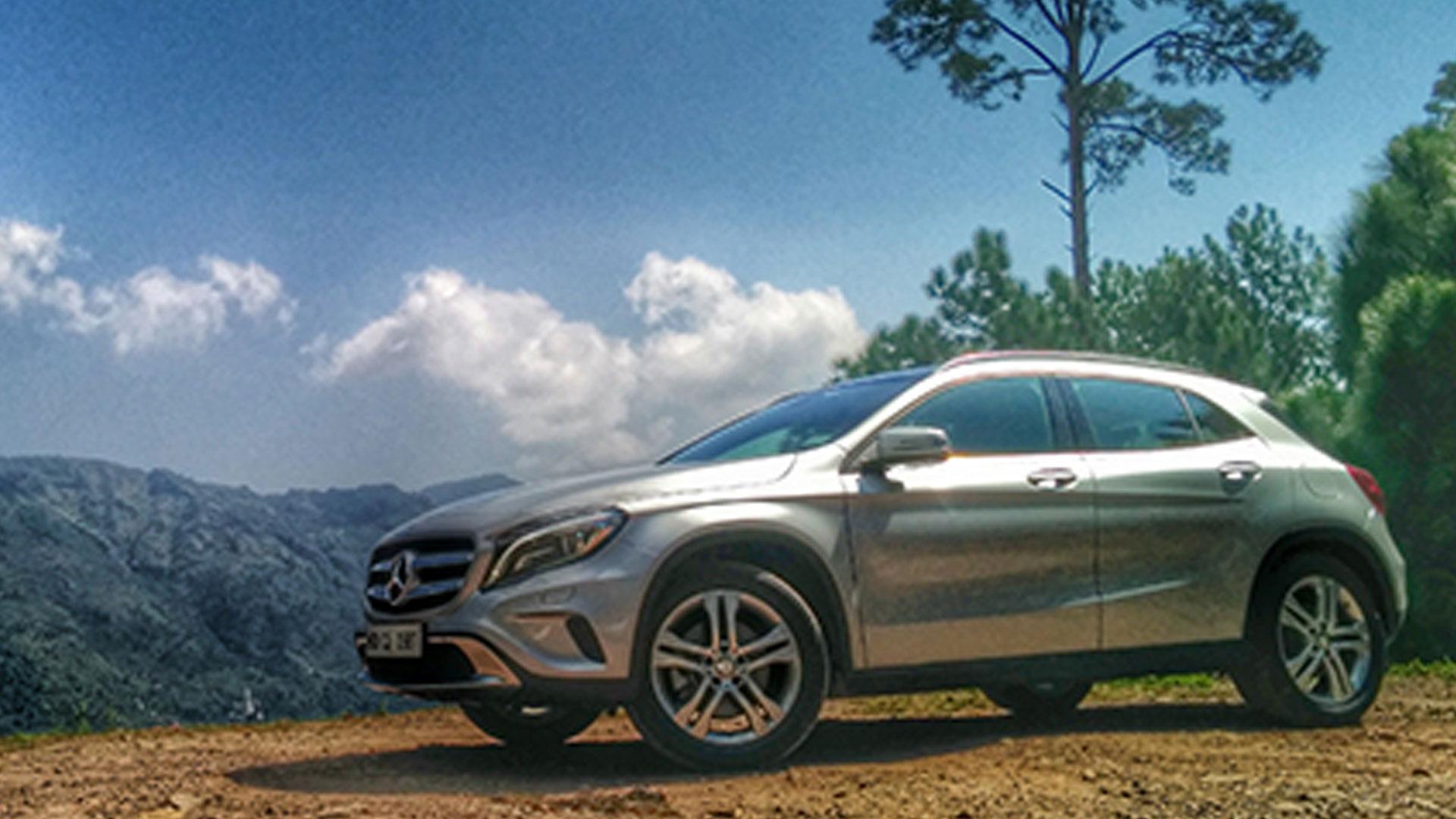 Mercedes-Benz GLA 2014 200 Petrol