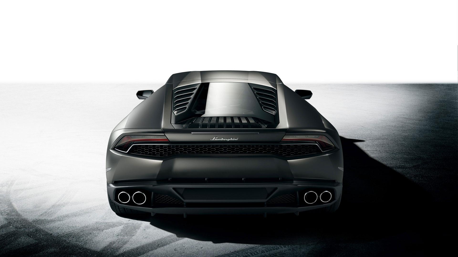 Lamborghini Huracan 2014 LP 610-4 Exterior