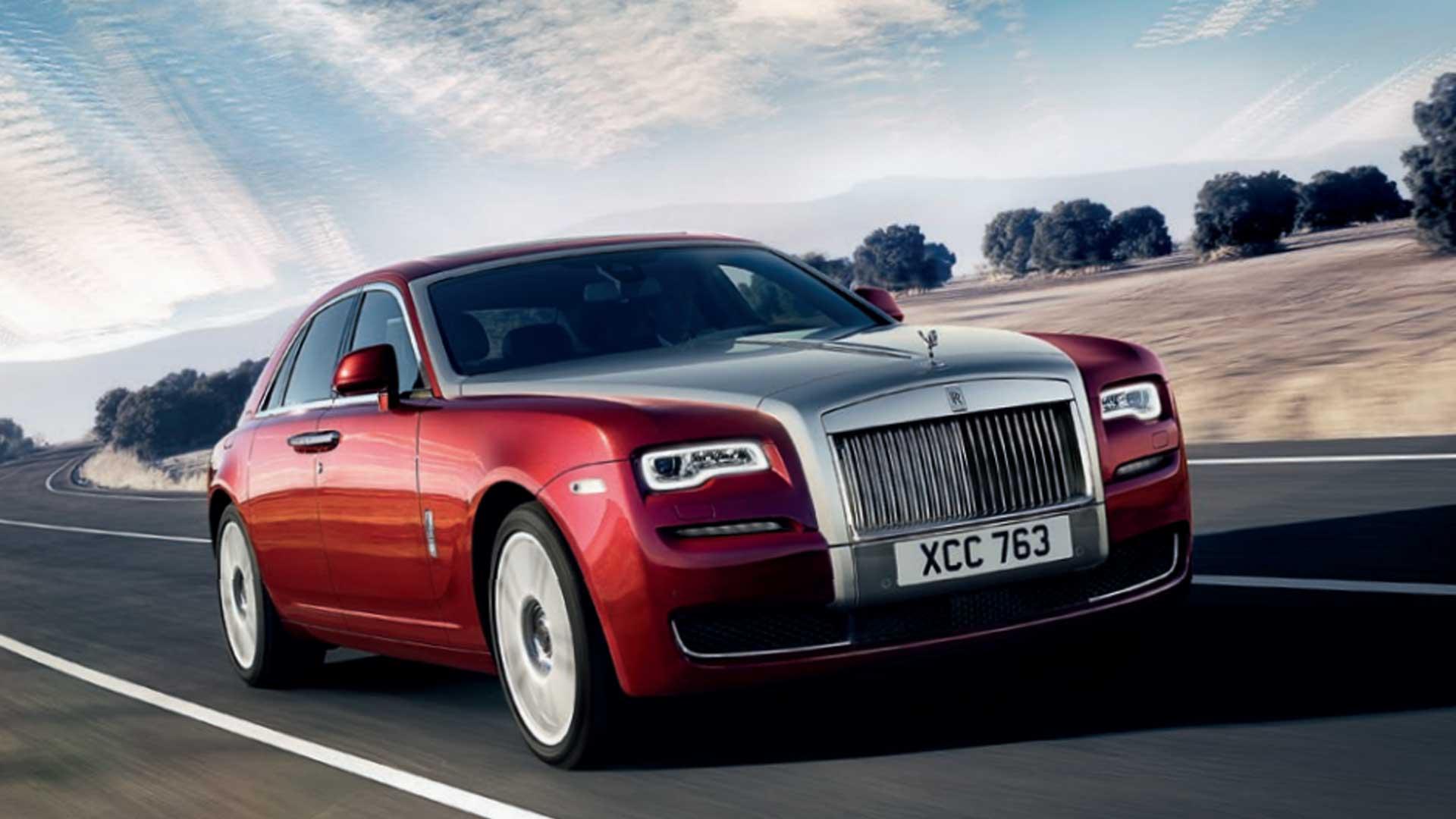Rolls Royce Ghost Series II 2015 SWB