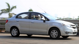 Chevrolet Sail 2014 Petrol LS