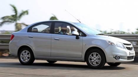 Chevrolet Sail 2014 Price Mileage Reviews Specification