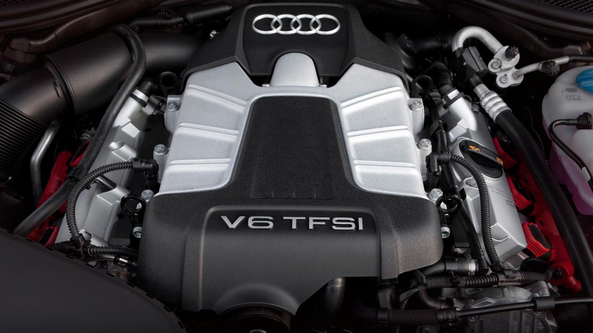 Audi-a6-2013-35 Interior