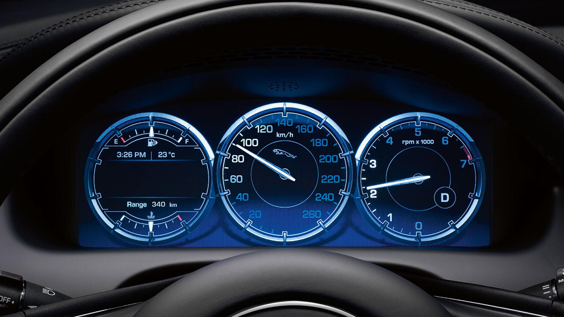 jaguar-xj-2014-2.0l petrol LWB Portfolio Interior Car ...