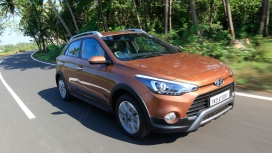 Hyundai i20 Active 2015 1.2 Base