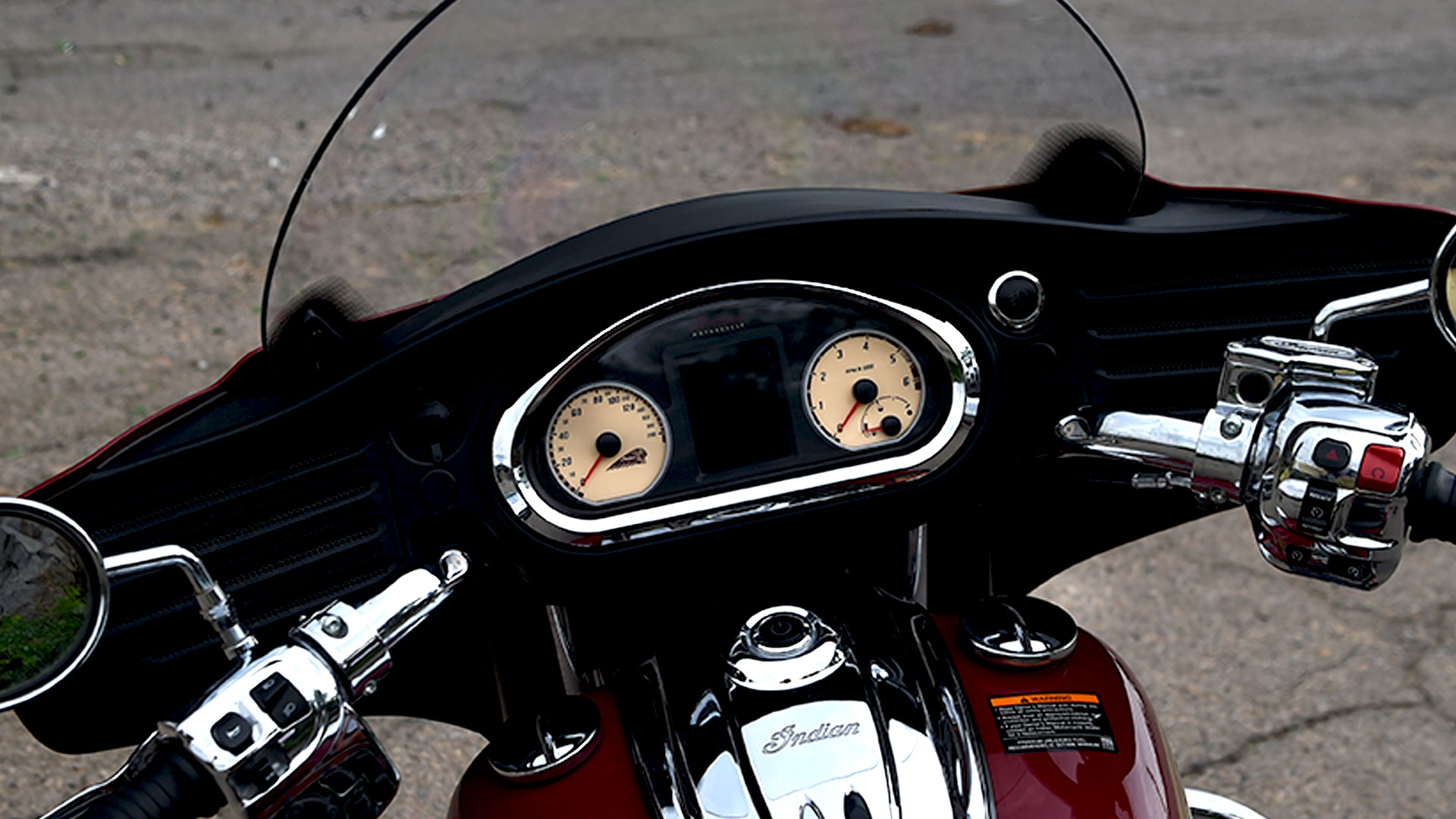 Indian Chief Vintage 2014 STD Compare