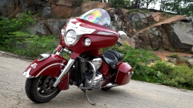 Indian Chieftain 2014 STD