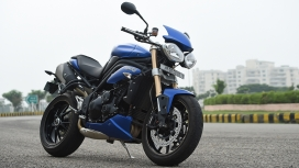 Triumph Speed Triple 2014 STD