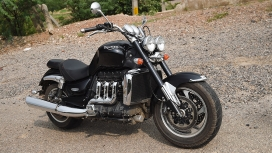Triumph Rocket III 2014 Roadster