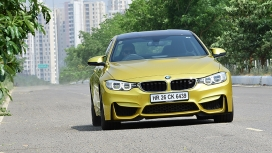 BMW M4 coupe 2015 STD