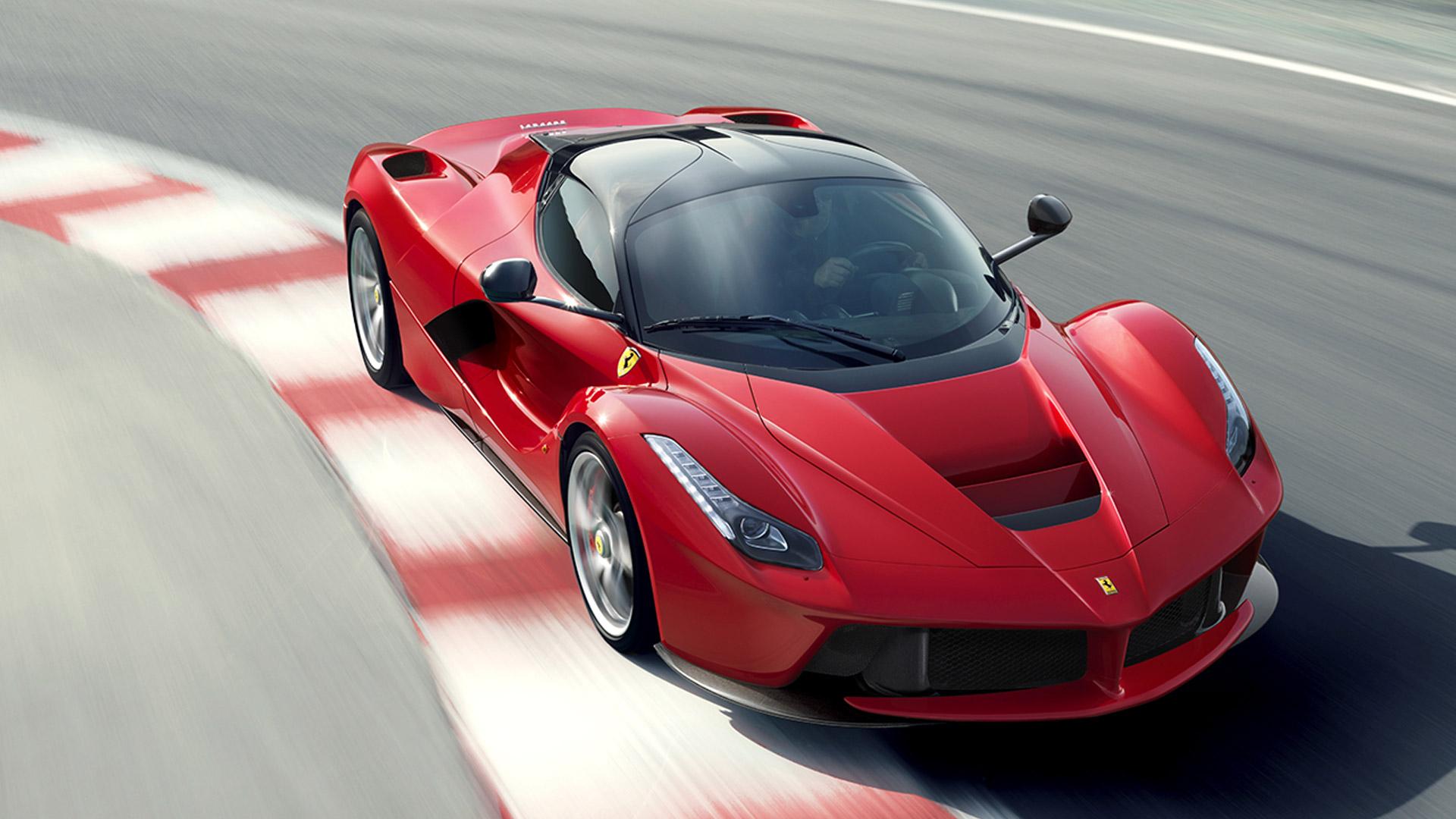 Ferrari LaFerrari 2015 STD