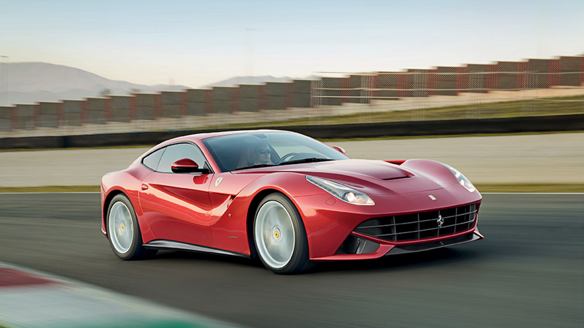 Ferrari F12 Berlinetta 2015 STD