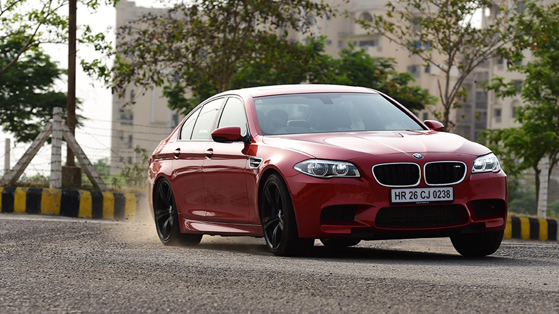 BMW M5 2014 STD