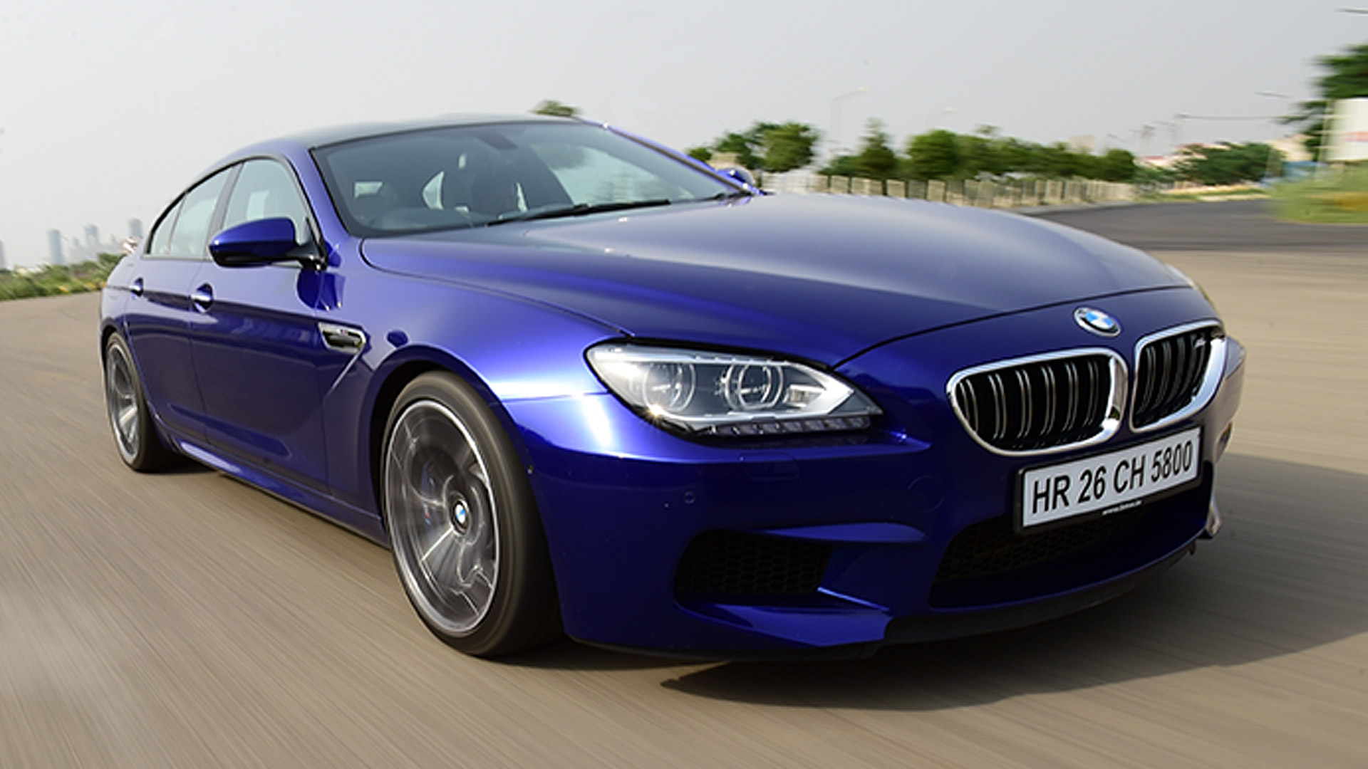BMW M6 Gran Coupe 2015 STD