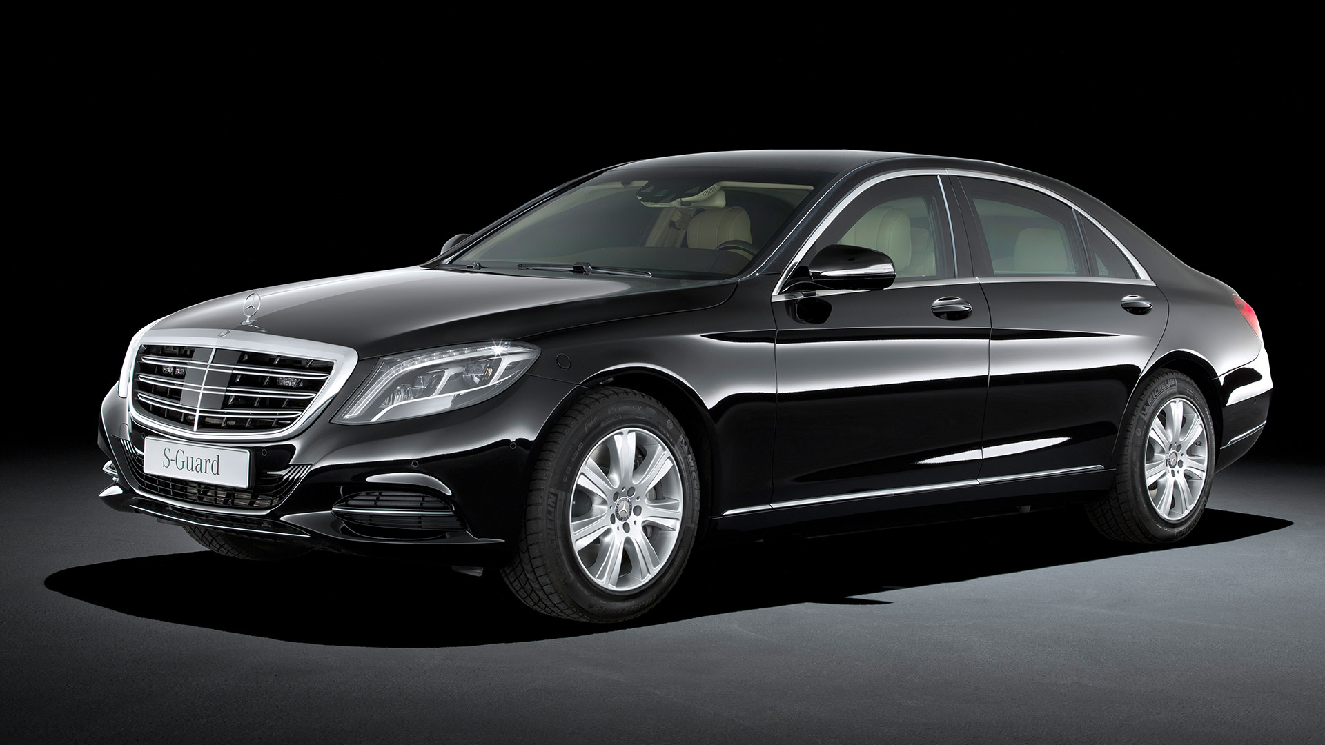 Mercedes-Benz S600 Guard 2015 STD