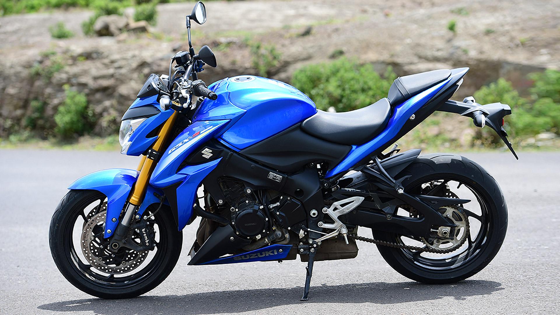 2016 Suzuki GSX-S1000/F First Ride Review   GearOpen
