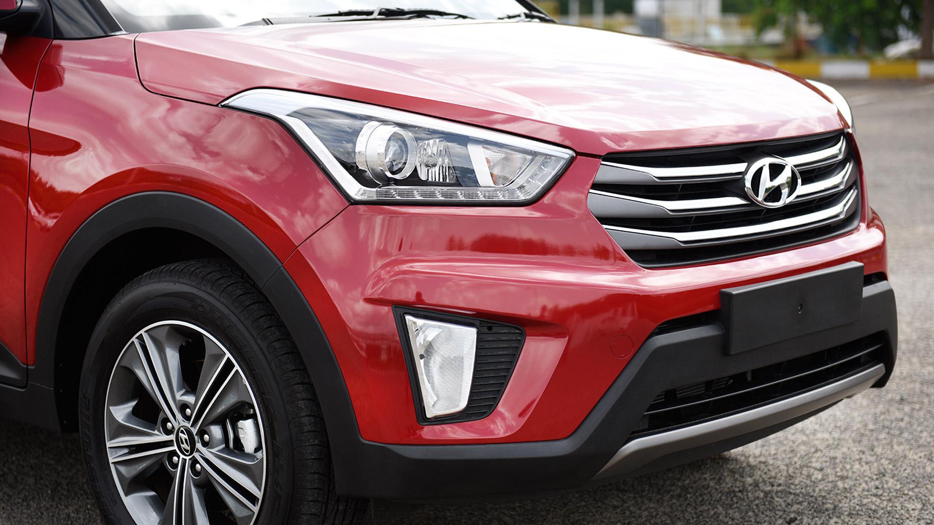 Hyundai Creta 2015 1.6 S Petrol Exterior