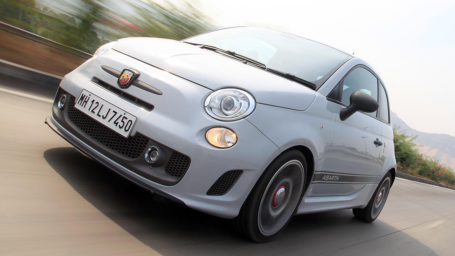 Fiat Abarth 595 2015 Competizione
