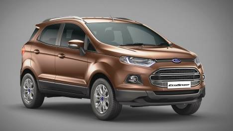 Ford Ecosport 2018 Price Mileage Reviews Specification Gallery