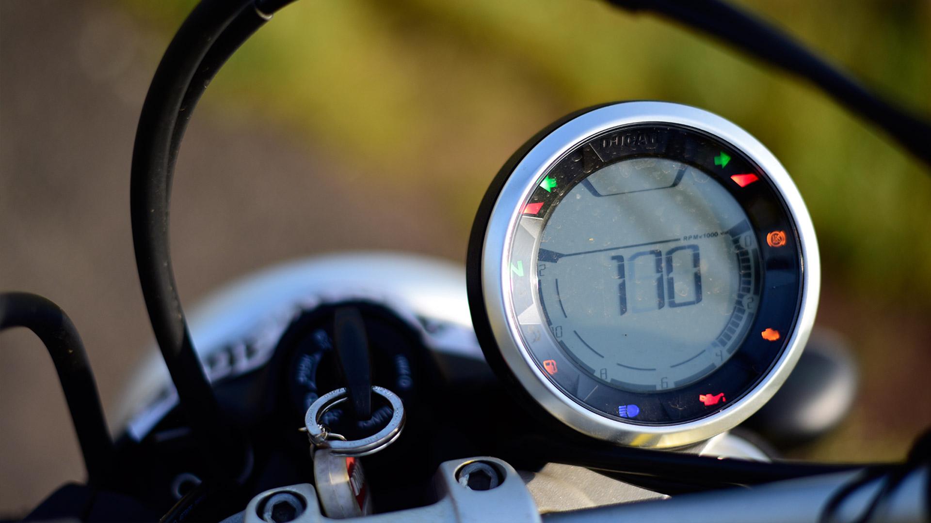 Ducati Scrambler 2015 Icon