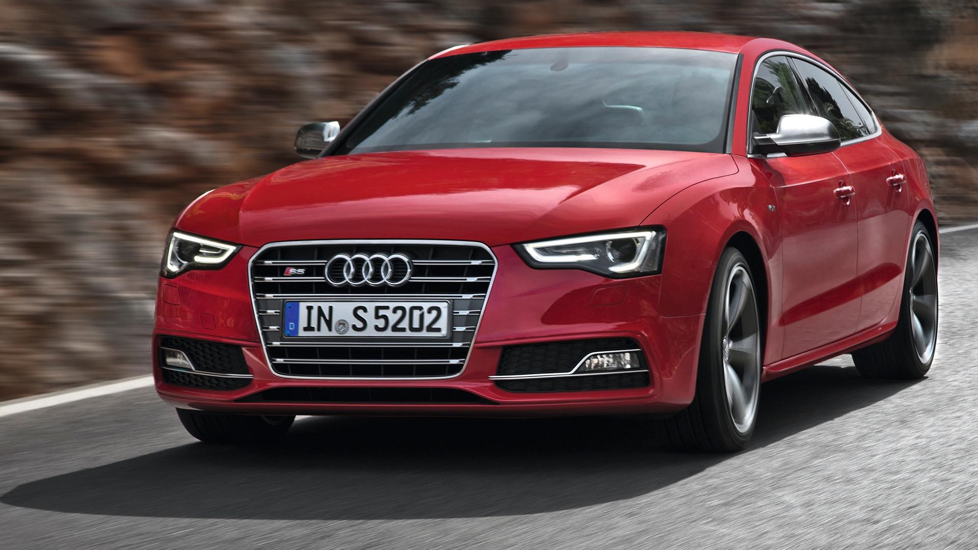 Audi S5 2015 STD