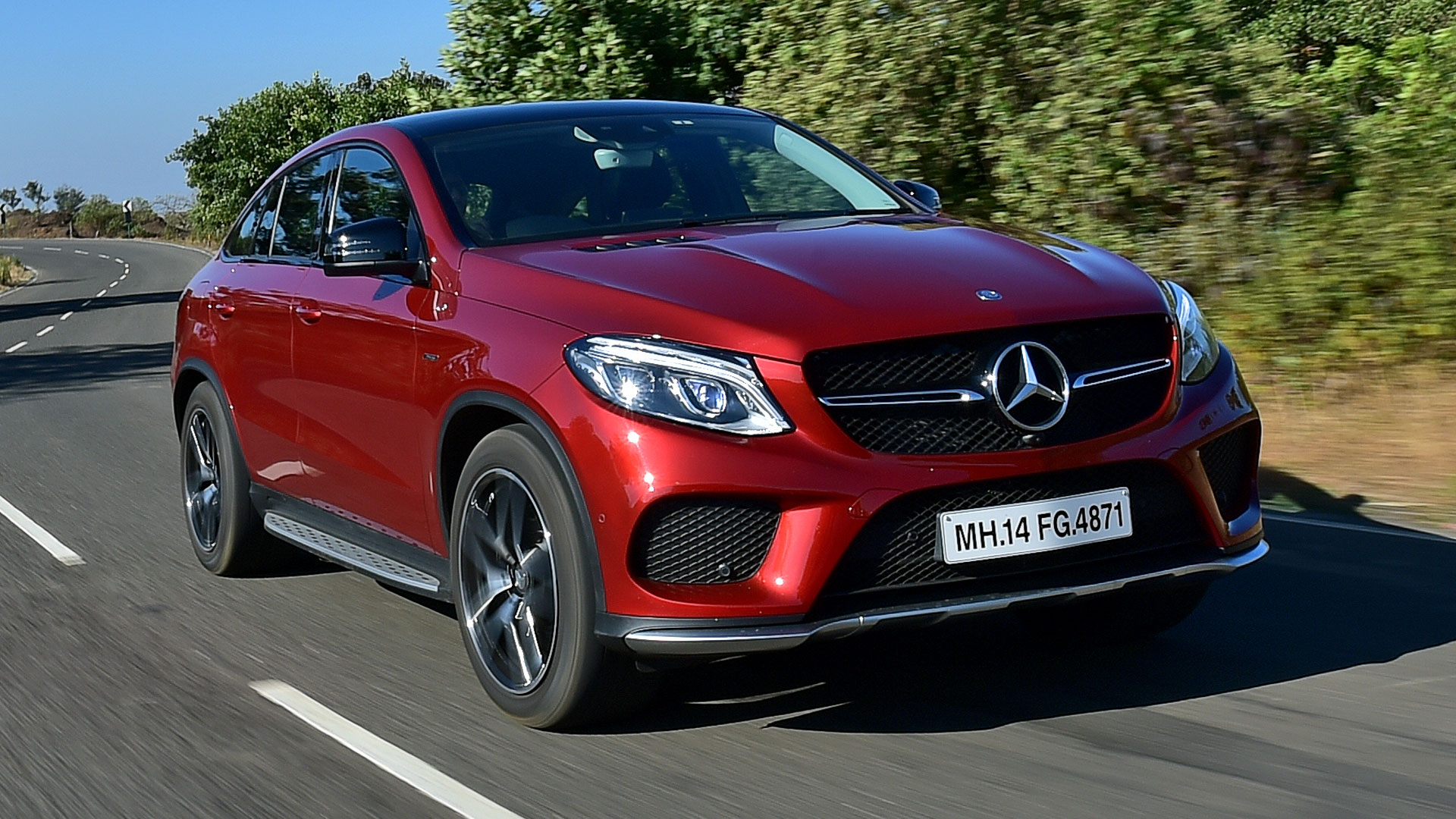 Mercedes-Benz GLE 2019 250d