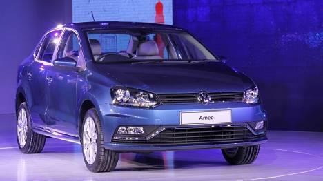 Volkswagen Ameo 2019 1L MPI Highline Plus