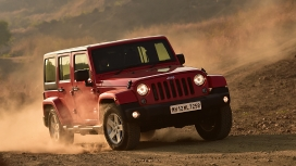 Jeep Wrangler 2017 Unlimited Petrol
