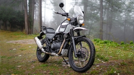 Royal Enfield Himalayan 2020 STD